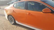 For sale 2011 Orange Optima