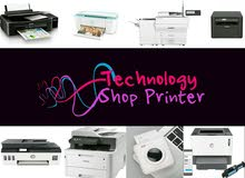 Technology Shop Printer