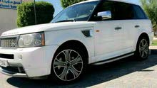 Land Rover Range Rover HSE 2008 For sale - White color