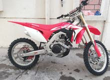 For Sale Honda CRF450R Madel 2017