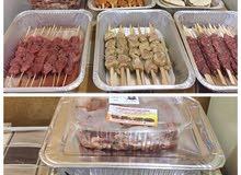 لحم جاهز لشوا