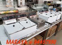معدات المطاعم kitchen equipments