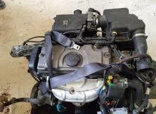 محرك( ببجوبارتنر +سيتروين برلينقو)موديل 2000 قوة المحرك 14 المحرك استعمال اوروبي