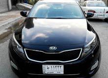Black Kia Optima 2015 for sale
