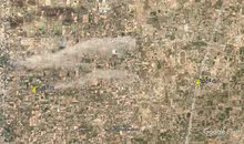 قطعة ارض للبيع المساحة 625 متر مربع ب جامع التوغار