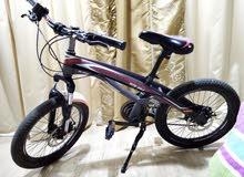 دراجه للبيع جبلي بسرعات
