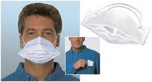 كمامة للوجه(face mask(N95  للبيع