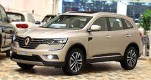 Renault Koleos car is available for sale, the car is in New condition