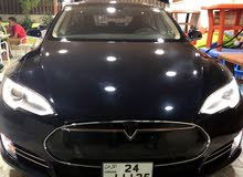 Used condition Tesla S 2014 with  km mileage
