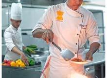 شف عام ادارة مطاعم ومؤسسات سياحية