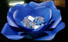 تنسيق الورد وتصنيعه بتشكيلات مميزه كوني متميزه معي