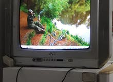 تليفزيون JVC  بحاله جيده  +ريسيفر
