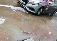سياره هونداي سوناتا موديل 2016 فل كامل من دون فتحه اجار يومي أسبوعي شهري والسعر