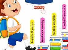 احجز لأطفالك الآن سيشن مجانية لتعلم الإنجليزية أونلاين.