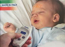 قياس حرارة عن بعد من الجبهة ايطالي
