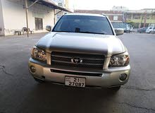 Automatic Toyota 2006 for sale - New - Irbid city