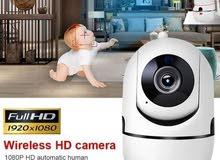 كاميرا لاسلكية (wifi) ذكية