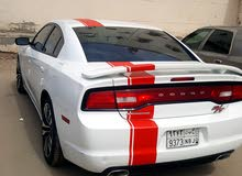 White Dodge Charger 2013 for sale