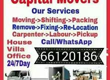 Moving, Shifting, Carpenter, Packing,  Painting,
