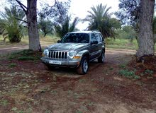 Used condition Jeep Liberty 2006 with 180,000 - 189,999 km mileage