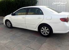 toyota corolla 2010 good condition with six months passing