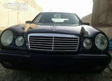 For sale Mercedes Benz E 200 car in Tripoli