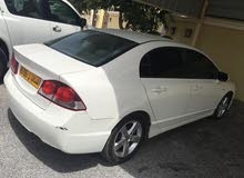 Used condition Honda Civic 2008 with 0 km mileage