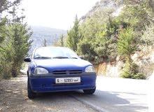 Opel Corsa 1998 - Manual