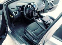 Hyundai Avante 2014 For sale - Grey color
