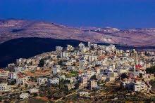 ارض 100 دونم للبيع في رام الله من المالك مباشرة
