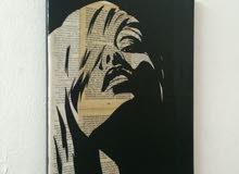 acrylic painting 30*40 CM