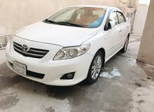 Used condition Toyota Corolla 2008 with 0 km mileage