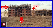 للبيع قطعة أرض 220م أمام عمارات سكن مصر