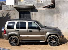 2008 Jeep Liberty for sale in Tripoli