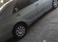 Toyota Camry 2004 For sale - Green color