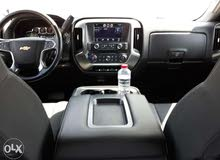 Silver Chevrolet Silverado 2014 for sale
