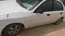 Daewoo Lanos in Al-Khums
