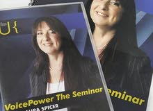 Voice Power Seminar by Laura Spicer