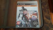 لعبة Battlefield 4 مستعملة