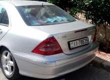 Used Mercedes Benz C 200 2001
