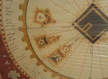 لوحة قيمة فريدة من نوعها محفور عليا قبلة الصلاة لجمع الدول لهواة اللوحات القديمة