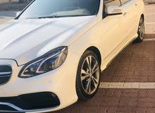 Mercedes Benz E 350 2012 For sale - White color