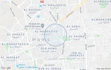 شقة للبيع  في مدينة حمص مساحة 110م