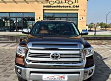 Used condition Toyota Tundra 2014 with  km mileage