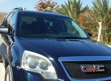 GMC Acadia 2008 For sale - Blue color