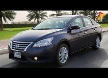 Good price Nissan Sentra rental