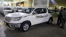 For sale 2017 White Hilux