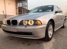 BMW 520 2002 For sale - Grey color