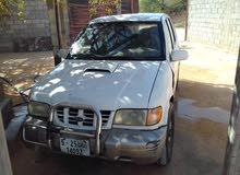 White Kia Sportage 2000 for sale