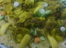 طباخ يمني طبخ جميع الأكلات اليمنية والخليجية والاردنيه